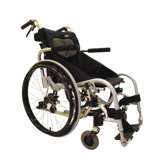 車椅子自走介助兼用車椅子[OXエンジニアリング]ニューヴィークルNB-01車イス/車いす/車椅子/送