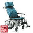 車椅子ティルト&リクライニング車椅子スイングアウト式標準仕様[カワムラサイクル]KXLシリーズKXL16-42車イス / 車いす / 車椅子 / 送料無料