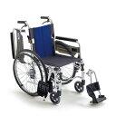 車椅子 自走介助兼用車椅子 多機能 [MiKi/ミキ] BALシリーズ BAL-3 車イス/車いす/車椅子/送料無料