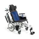 車椅子介助式ティルト・リクライニング仕様[MiKi/ミキ]BALシリーズBAL-12車イス/車いす/車椅子/送料無料
