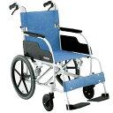 車椅子 安い 軽量 折りたたみ 介助用 ドラムブレーキ 松永製作所 ECO-301 スタンダード シ