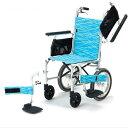 スーパー軽量 多機能 車椅子 折りたたみ エアタイヤ