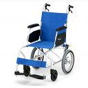スーパー軽量 快適 安全 車椅子 折りたたみ ノーパン