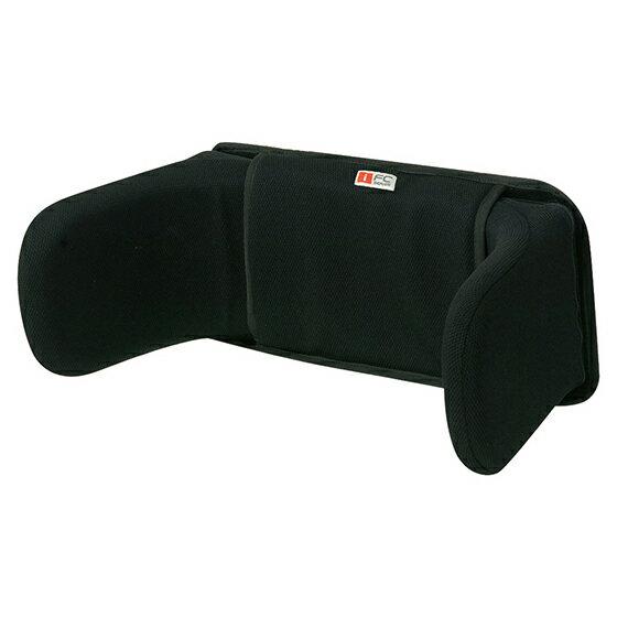 背中をサポート体のねじれ倒れを防止車椅子用クッションFC-フィット背アイソネックス通気性むれにくい幅