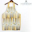【オイルクロス加工エプロン アルスターウィーバーズ Ulster Weavers 】 英国王室御用達...