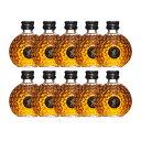 【父の日ギフト】【送料無料】ウイスキー ミニチュア瓶 オールドセントアンドリュースクラブハウス 50ml×10本セット【正規品】【ギフト 酒】