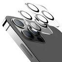 RHESHINE iPhone 12 Pro カメラフィルム iPhone 12 Pro レンズ保護フィルム【2枚入り】3眼レンズ黒縁取り 露出オーバー防止 99.99%透過率 硬度9H キズ防止 耐衝撃 気泡ゼロ 指紋防止 撥油性 カメラ全体保護 6.1インチ レンズフィルム クリア