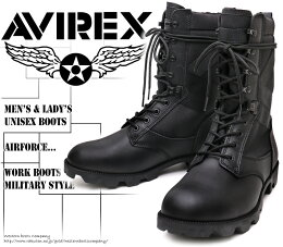 Avirex 2001 Black