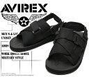 [AVIREX] アヴィレックス(アビレックス) AV-4530 PIRATE Black ブラック...