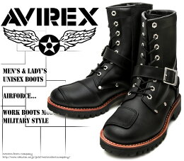 Avirex 2100 Black