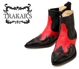 Trakar's 14304 Blk-Red