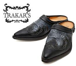 Trakar's 25402 Blk-Flw