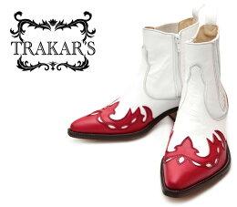 Trakar's 14300 Red��White