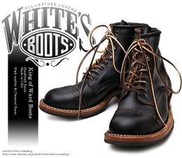 WHITE'S BOOTS 350w6 BLK-CX