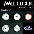 【送料無料 ポイント10倍】壁掛け時計 WALL CLOCK (S52639)[CHROME IVORY RED CLASSIC GREEN BLACK ] アンティーク レトロ 【DULTONダルトン】 掛け時計/壁掛け時計/アナログ/インテリア/ウォールクロック【楽ギフ_包装】【楽ギフ_のし宛書】