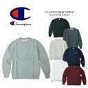 CHAMPION(チャンピオン) C-Logo Crew Sweat [C3-C019] BASIC スウェット 綿 クルー