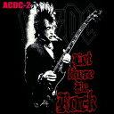 ROCK TEE ACDC-2 [エーシーディーシー] メール便送料無料 ロックTシャツ/バンドTシャツ 【smtb-kd】
