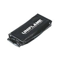 スモーカー収納ケース600ブラック UNIFLAME(ユニフレーム)の画像