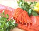 スモークサーモン【紅鮭】半身スライス(約800g〜900g)カナダ産