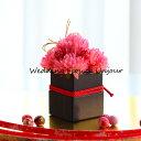 ショッピングリングピロー 和風 和 リングピロー ピンク フラワーケーキ ウェディング 結婚式 完成品
