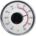 EMPEX TM-5609 Window Thermoウィンドウ・サーモ 窓用室外温度計 〔エンペックス気象計〕