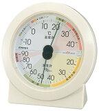 !流感精密湿度计EMPEX服务台的EX - 2831[EMPEX EX-2831 高精度UD温・湿度計 〔エンペックス気象計〕]