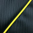 グロンドマン GRONDEMENT バイク シートカバー ホンダ HONDA カーボンブラック/黄色パイピング 張替 リトルカブ GH14HC160P100