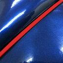 グロンドマン バイクシートカバーヤマハ YAMAHA エナメルブルー/赤パイピング 張替 シグナスD[4TG/4KP] GH68YC570P40