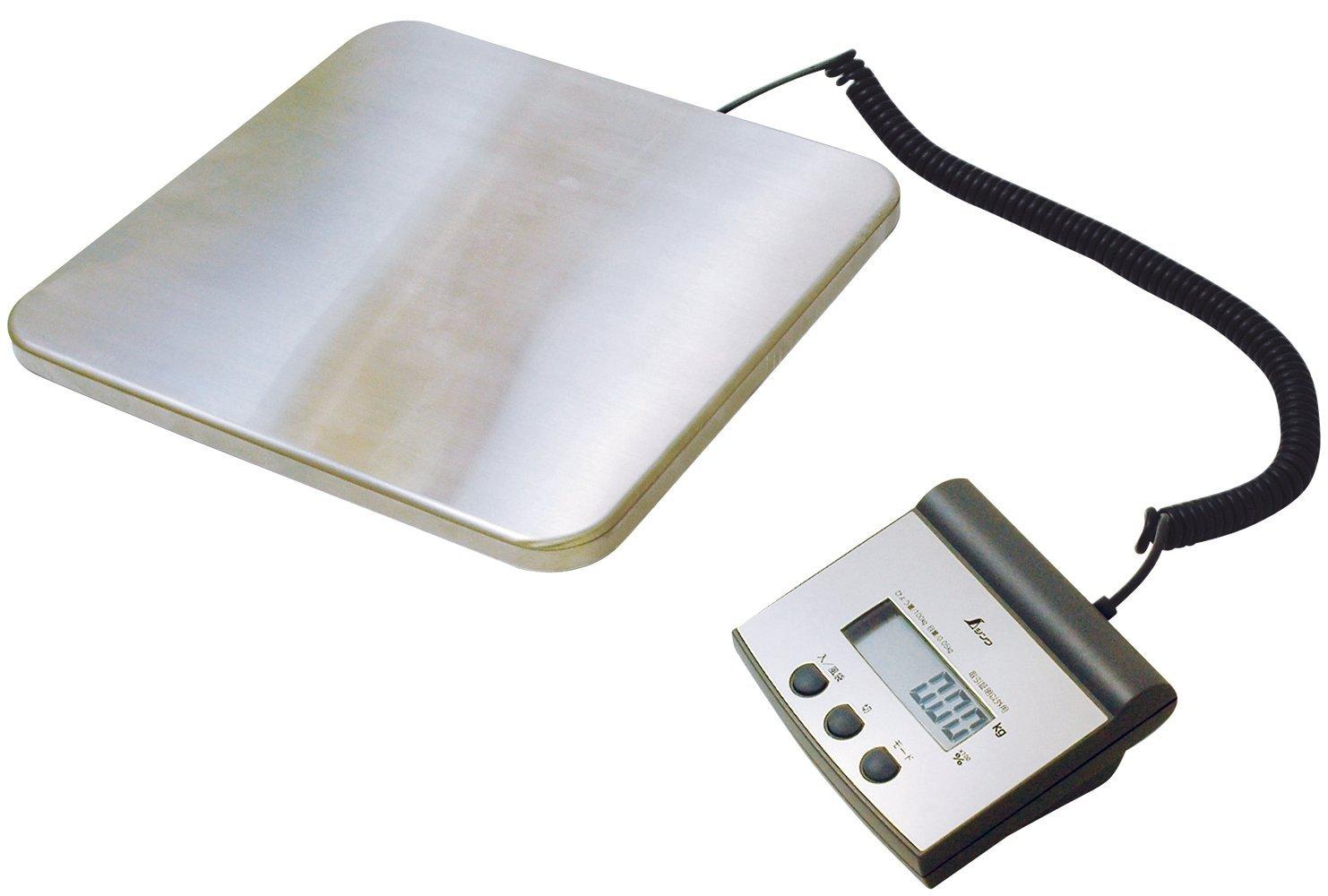 シンワ デジタル台はかり 隔測式 100kg 70108
