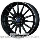 輪胎, 車輪 - 17インチレガシィ B4BL系WEDS レオニス NAVIA 05 マットブラック/リムポリッシュ 7.0Jx17ブリヂストン ネクストリー 215/45R17