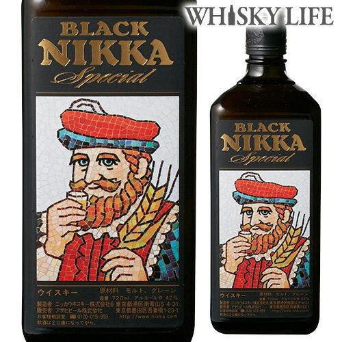 ニッカ ブラックニッカ 720ml[ウイスキー]...の商品画像