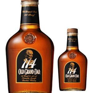 オールドグランダッド 114 750ml ウイスキー ウィスキー