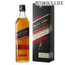 ショッピングウイスキー ジョニーウォーカー ブラックラベル 12年 シェリーエディション 700ml 40度 箱入り ジョニ黒