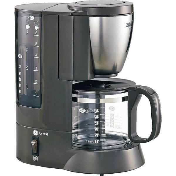 コーヒーメーカー EC-AJ60-XJ 象印【コーヒーメーカー|象印|浄水機能付】