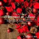 【商用音楽CD】クリスマスinジャズ -We Wish You a Merry Christmas- (19曲 約58分)♪クリスマスパーティーに合う音楽 店舗・お店・施設・待合室・ショールーム・イベント 著作権フリー音楽 BGM CD  面倒な著作権処理不要