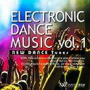【商用音楽CD】Electronic Dance Music vol.1 - New Dance Tunes - (20曲 約73分)♪かっこいい音楽 店舗・お...