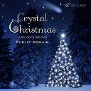 【商用音楽CD】Crystal Christmas (20曲 約64分)♪クリスマスパーティー音楽 店舗・お店・施設・待合室・ショールーム・イベント 著作権フリー音楽 BGM CD  面倒な著作権処理不要