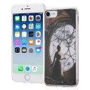 iPhone 7 ディズニー映画『美女と野獣』 / TPUケース + 背面パネル / 美女と野獣15 美女と野獣 グッズ
