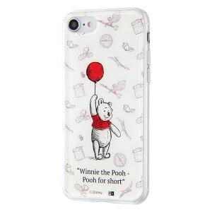 iPhone8 ケース iPhone7ケース プーさん ディズニー