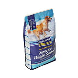 【400g】【ドッグ】【通販ドッグフード】フィッシュ4ドッグ スーペリア ウェイトコントロール(体重管理 ウエイト) 成犬 1袋ならメール便もOK 2袋なら2通のお値段となります。