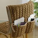 【インテリア】【椅子カバー】ポコポコやわら?かマイクロファイバー椅子カバー