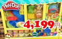 【あす楽】【COSTCO】コストコ通販【PLAY-DOH】プレイ・ドー デザートクリエイション ねんど10個+40種類以上の道具