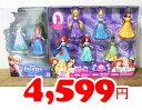 【あす楽】【COSTCO】コストコ通販ディズニープリンセス マジクリップ ドール お人形セット入学/卒園祝い/プレイセット/着せ替え