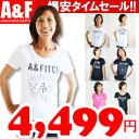 あす楽対応★アバクロ レディースTシャツ 全9色Abercrombie & Fitch /正