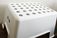 IKEA【イケア】ならではのステップ・Bigスツール(子供用踏み台)♪