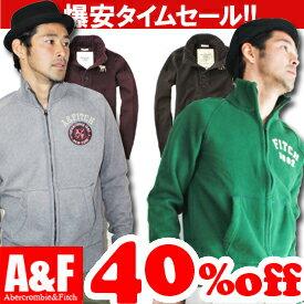 アバクロンビー&フィッチメンズ 立ち襟ジャケット トラックジャケット全4色