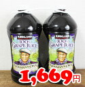 �� ¨Ǽ �� ��COSTCO�ۥ����ȥ���KIRKLAND��NEUMANS��OWN��GRAPE JUICE���������� �ݡ���˥塼�ޥ󡡥��졼�ץ��塼��100���ǻ�̴Ը��ˡ�2....