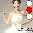 ウエディングドレス 3色 ミニ ミニドレス 結婚式 花嫁 二次会 ドレス カラー カラードレス ウェディングドレス 披露...