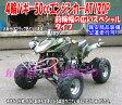 4輪バギーATV20P(50cc前輪幅広)ミニカー登録OK 公道走行可