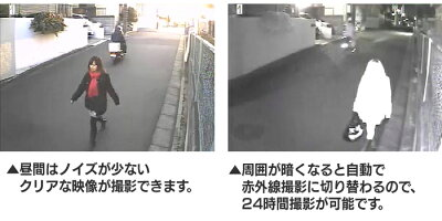 録画一体型防水・防塵デジタル無線カメラセット【カタログ掲載1311】